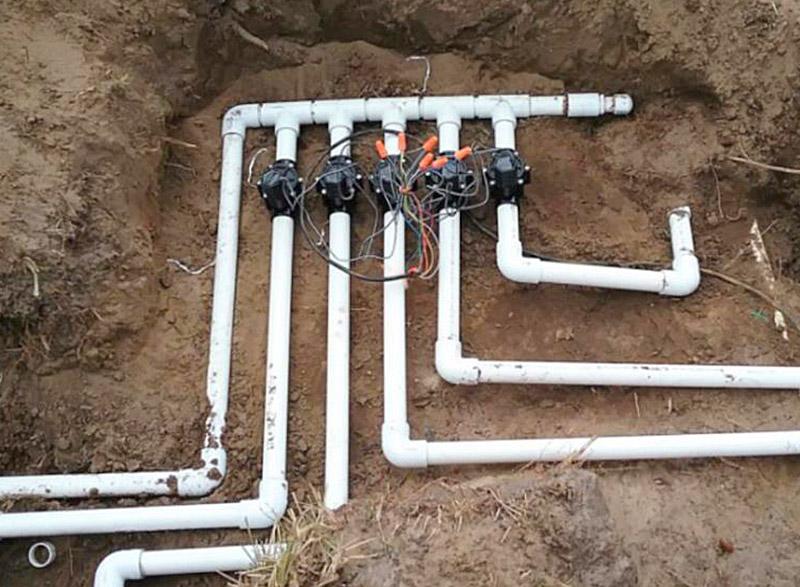 comprehensiveirrigation - Sprinkler System